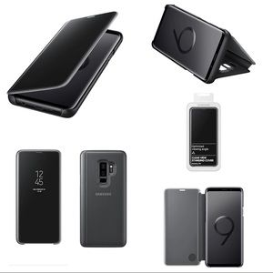 Samsung Clear View Case For  S9+